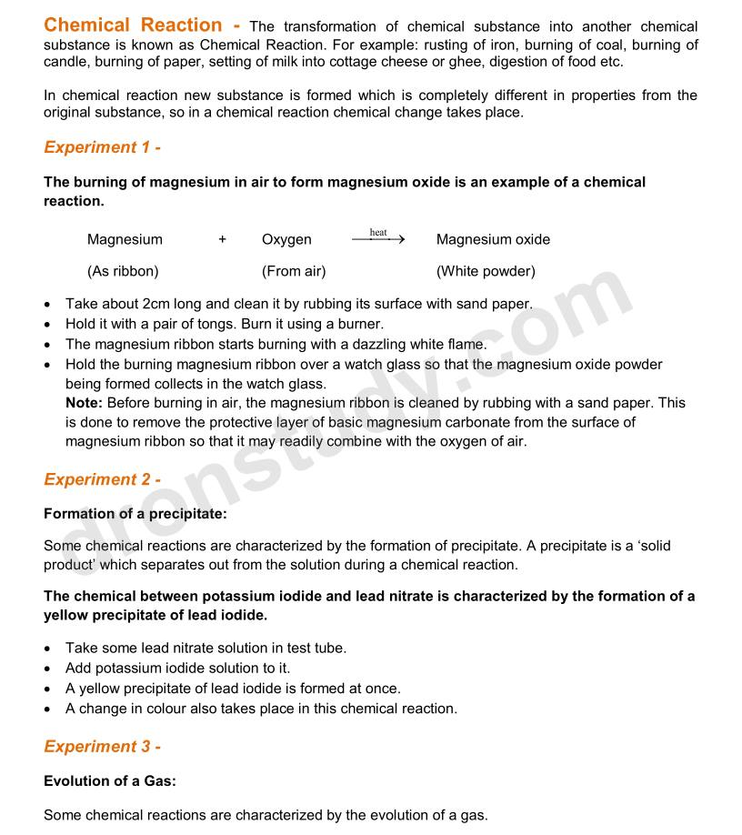 class 10 science To get the summary of every chapter, important points to remember, most important questions from every chapter and previous year papers of science and maths.